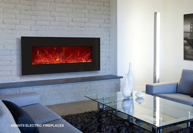 Amantii Electric Fireplace Products | Moseley Masonry and Chimney ...