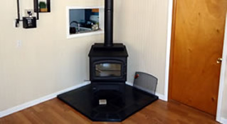 Free Standing Frestanding Wood Burning Stove
